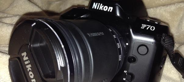 Nikon F70 Camera Go Camera