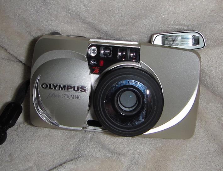 Olympus mju ZOOM140