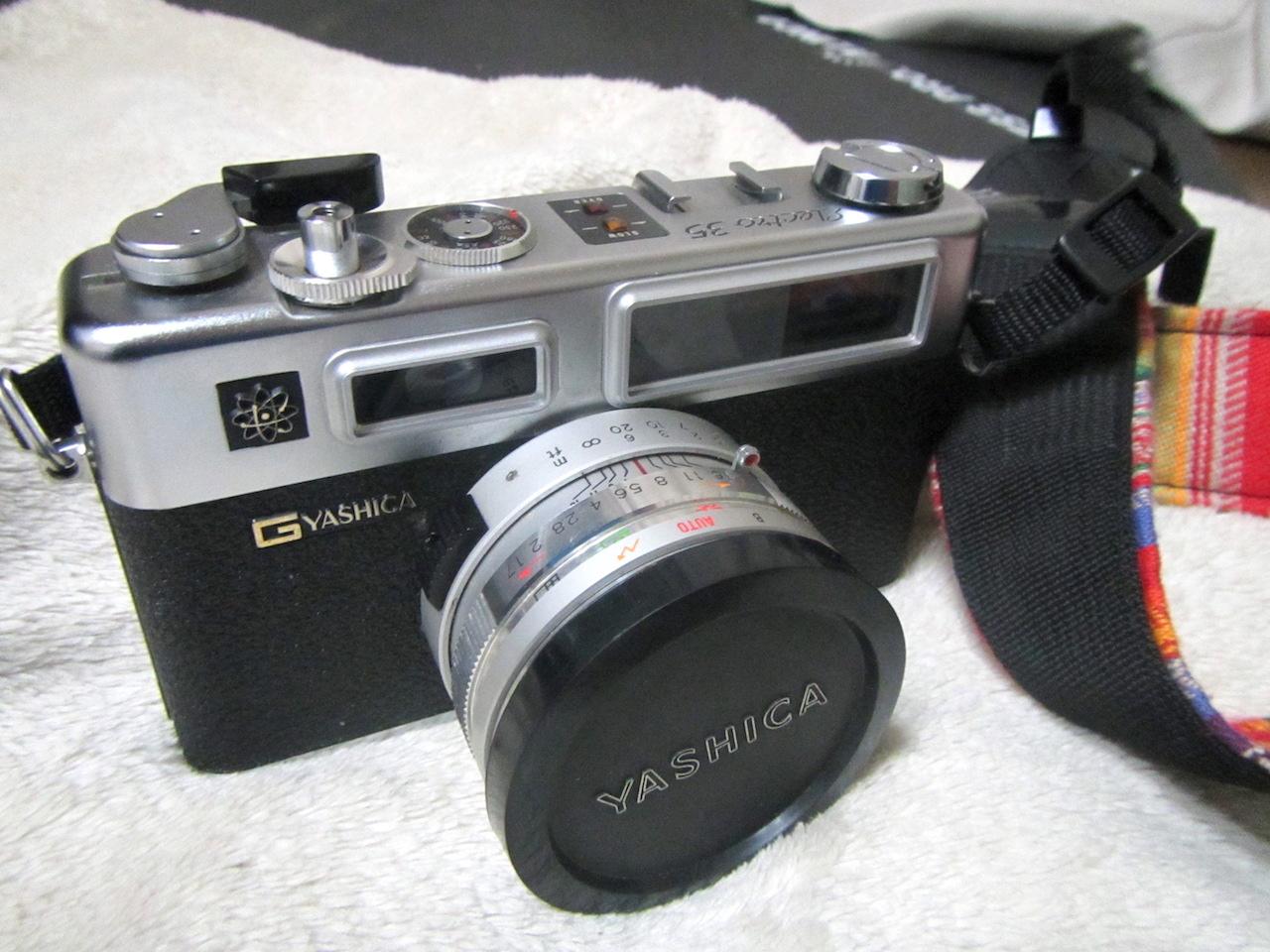 Yashica Electro 35GS