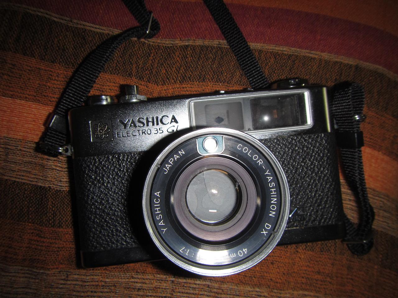 Yashica Electro 35GL