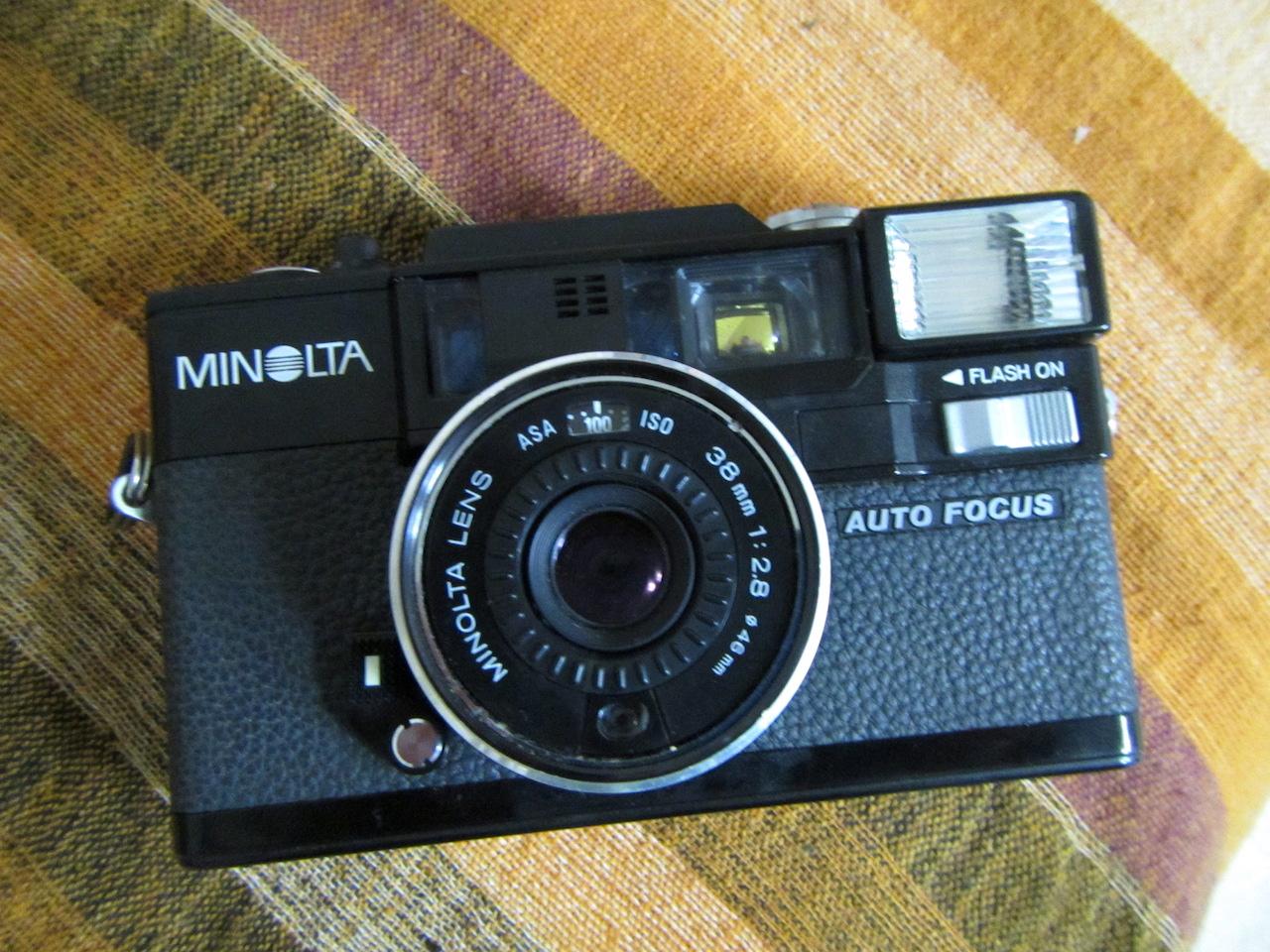 Minolta Hi-Matic AF-D