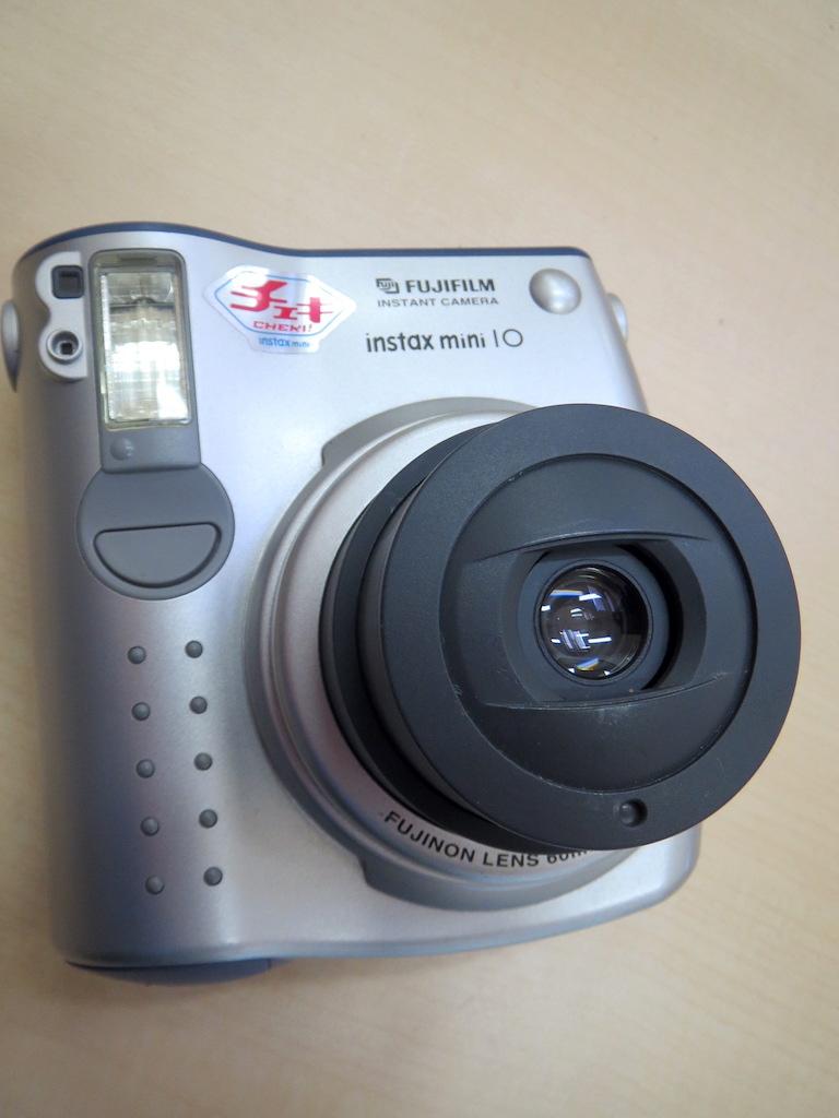 Fujifilm Instax Mini10