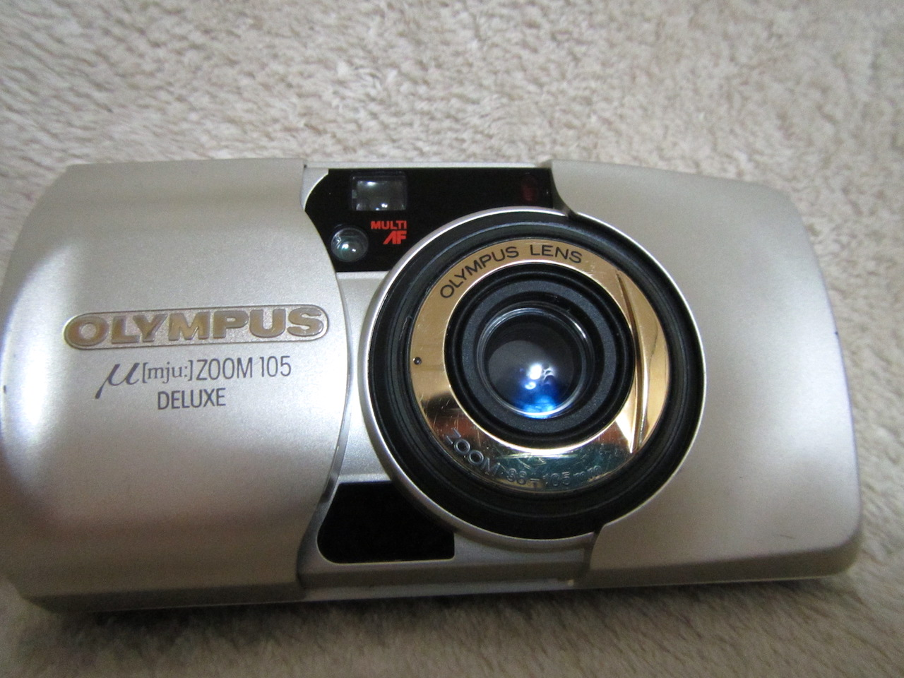 Two Cameras – One film (LOMOMju)