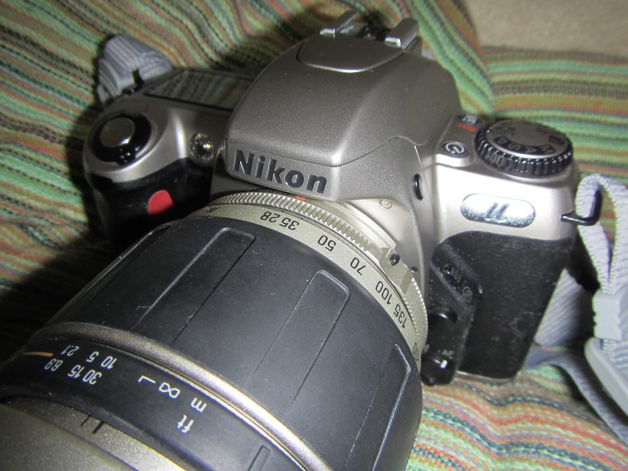 Nikon U or F65 orN65