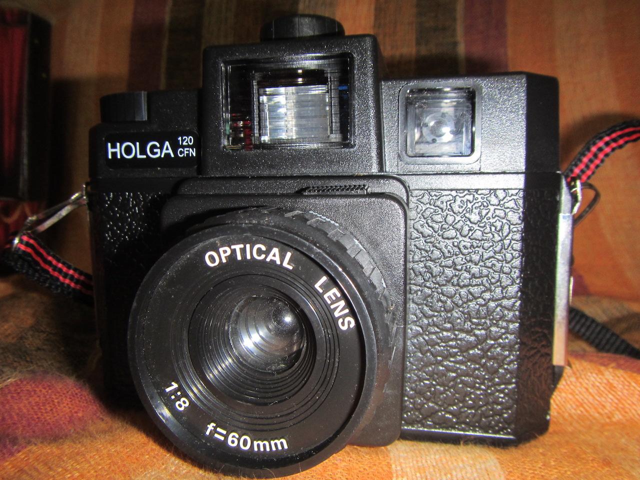 Holga 120 CFN