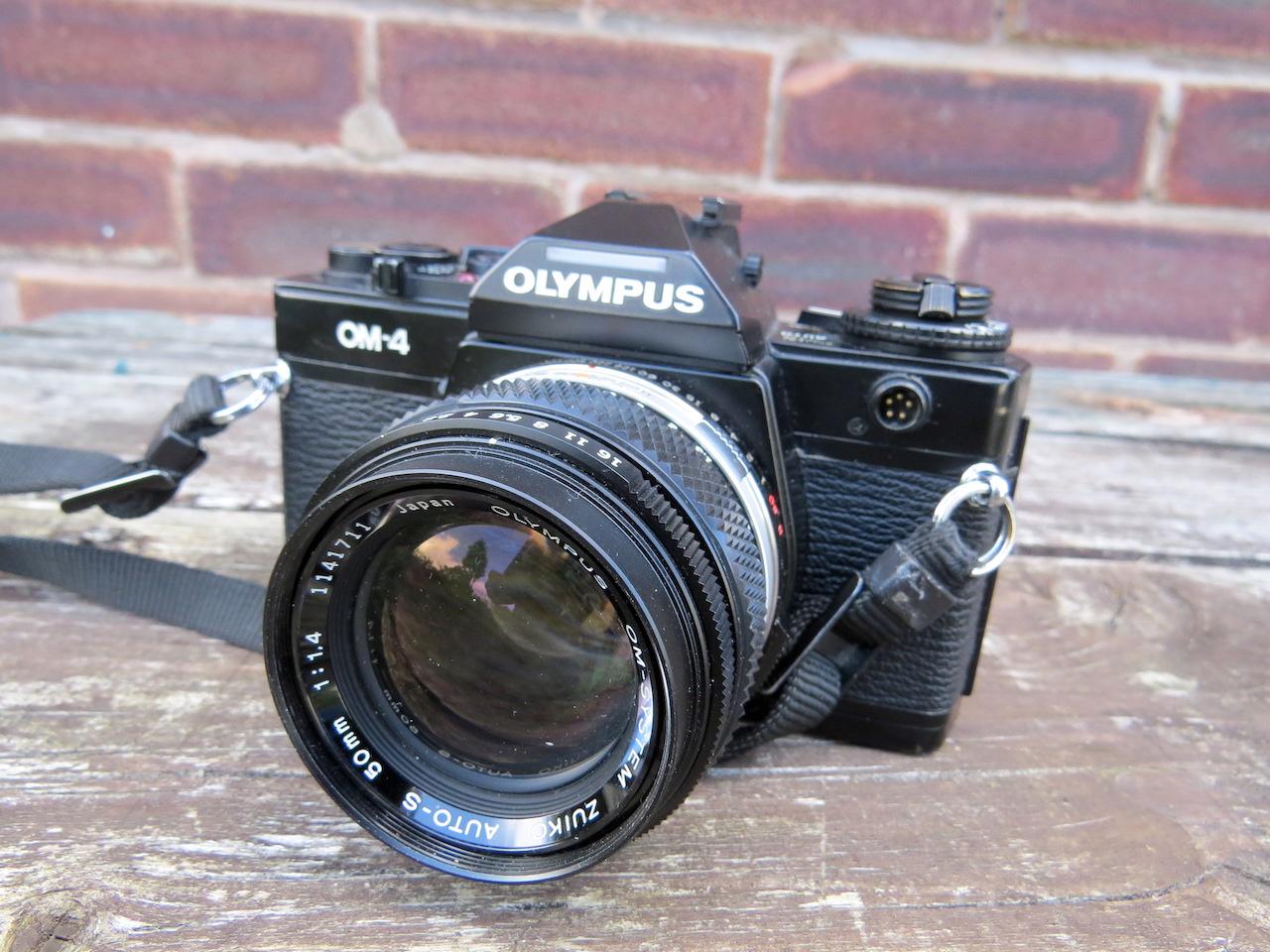 Olympus OM4
