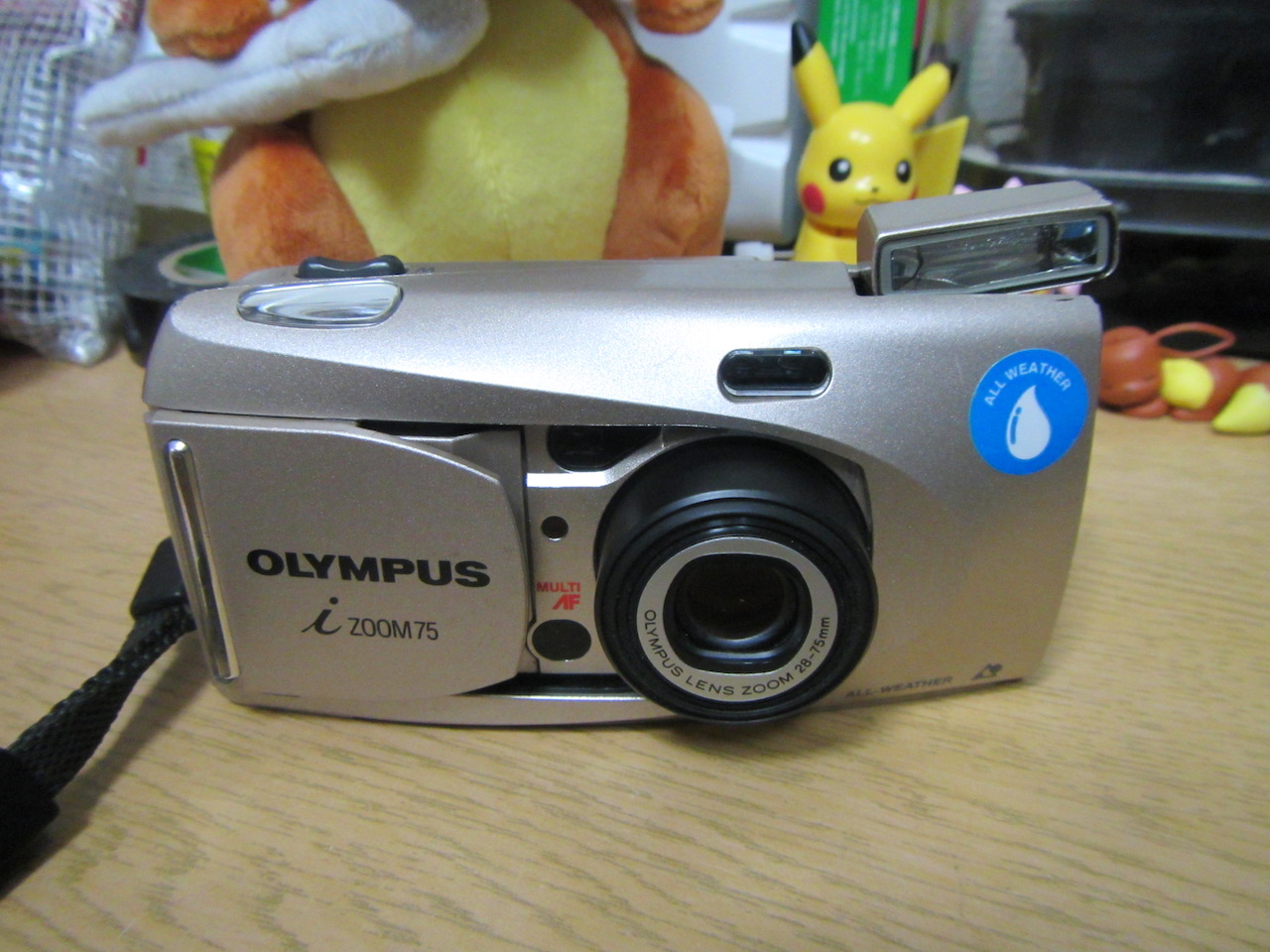 Olympus izoom 75 APS