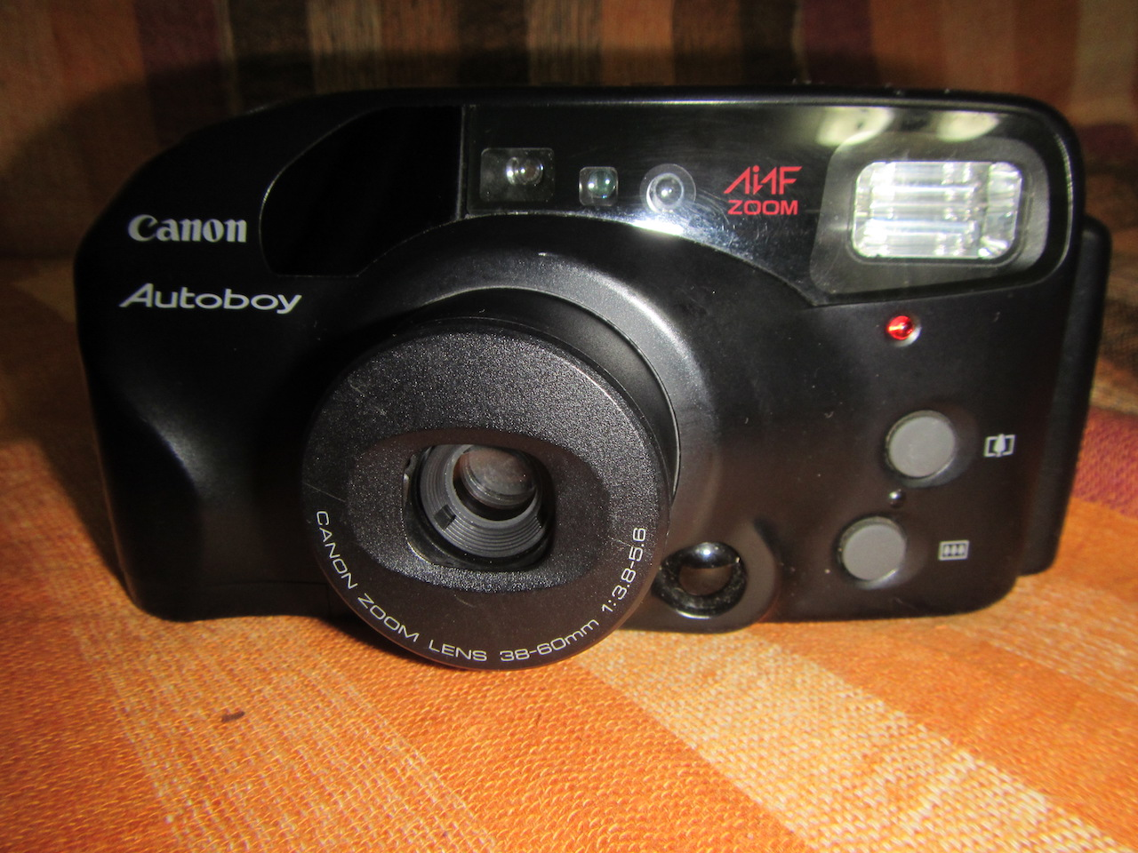 Canon Autoboy or Sureshot