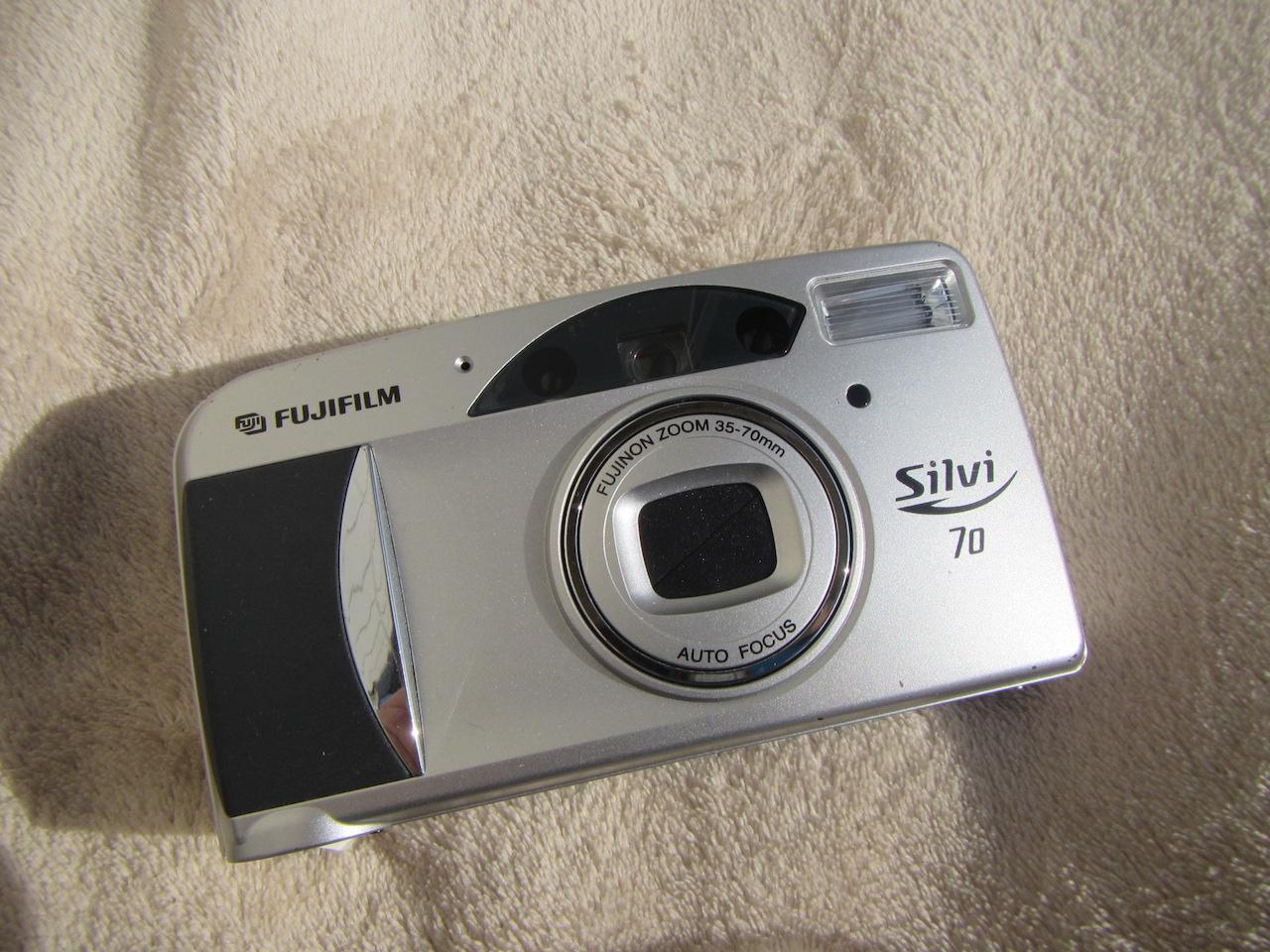 Fujifilm Silvi 70