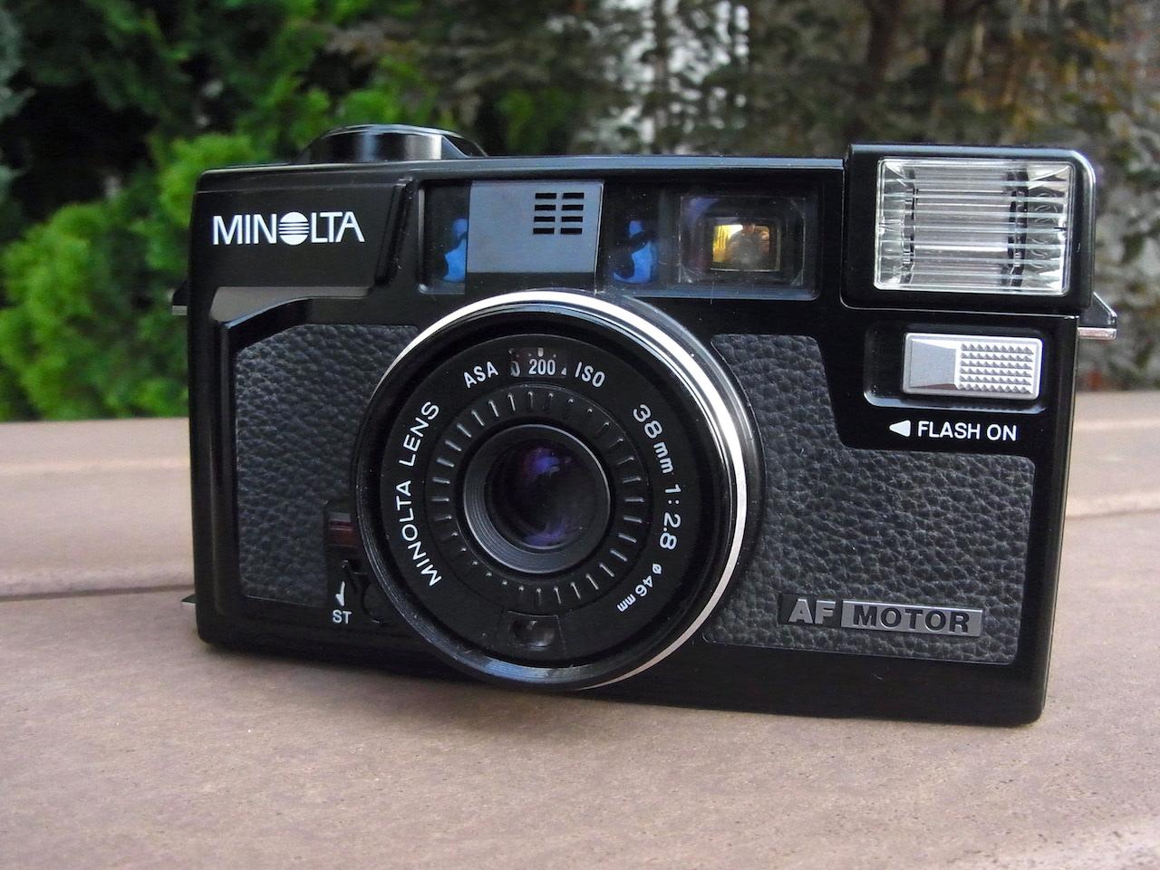 Minolta Hi-Matic AF2MD