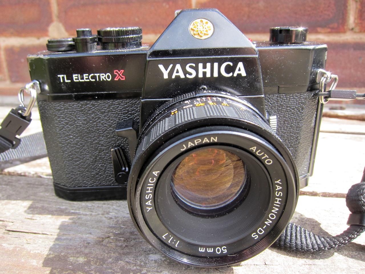 Yashica TL ElectroX