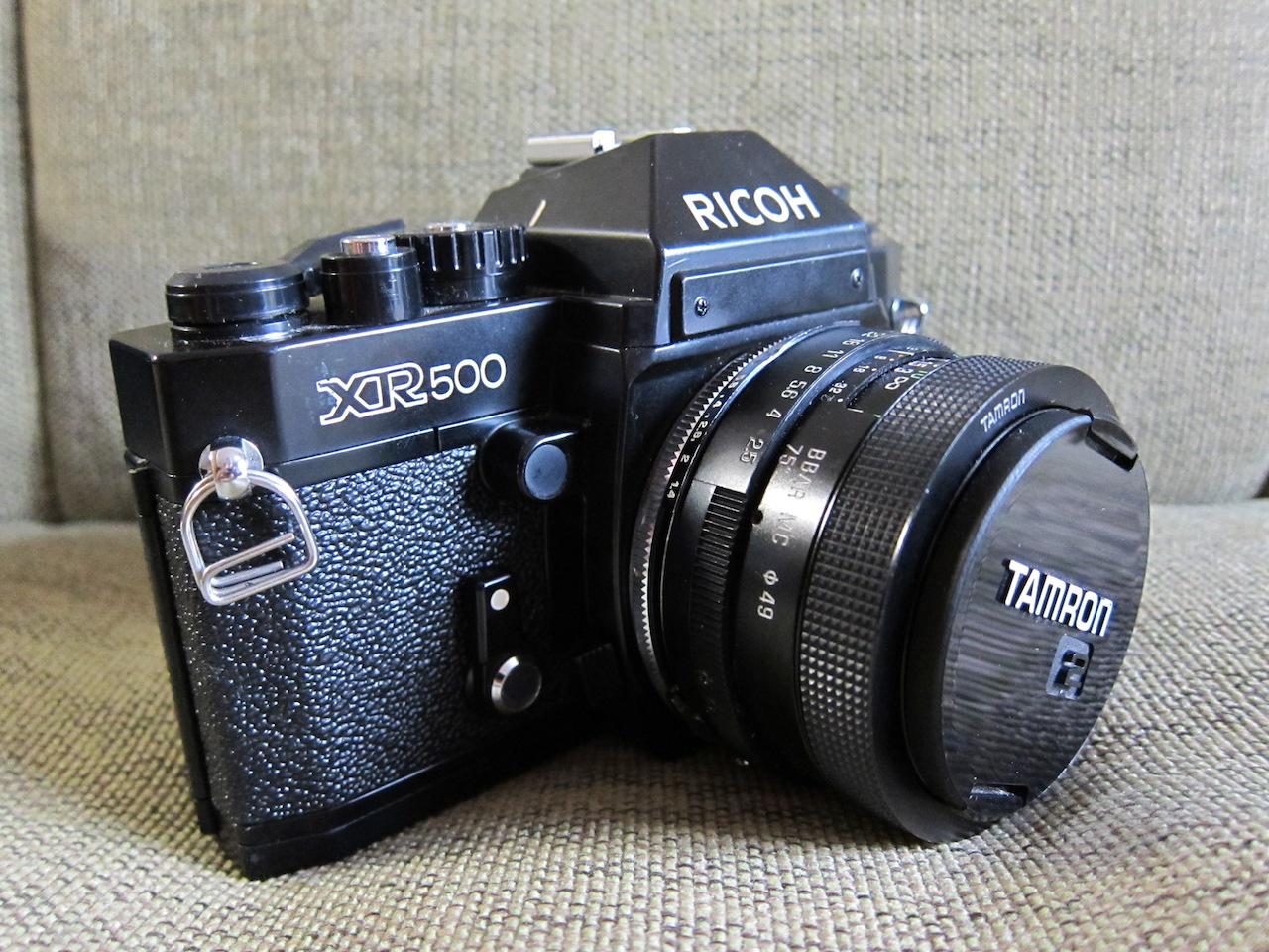 Ricoh XR 500