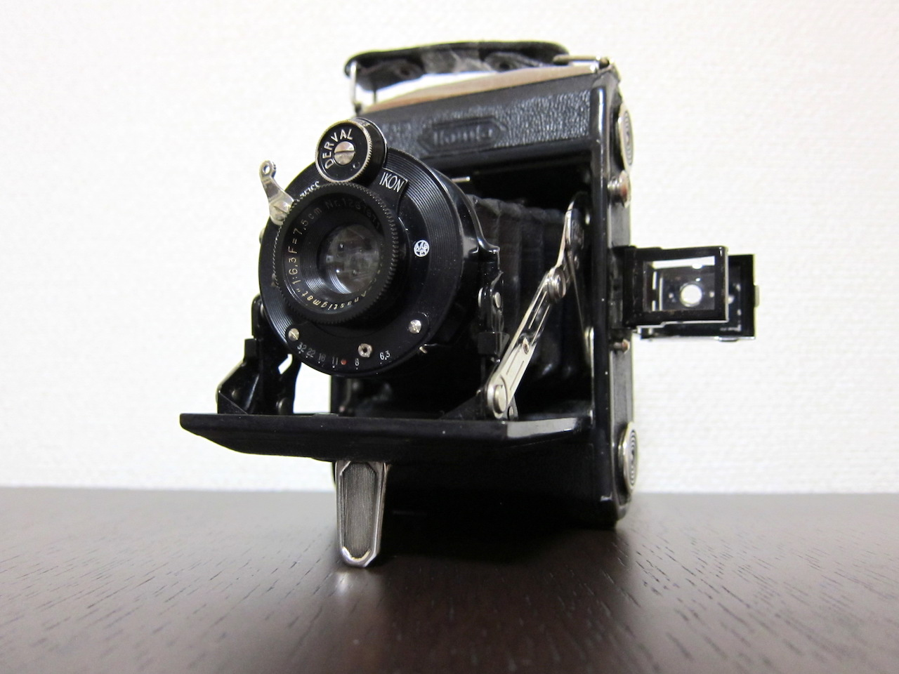 Zeiss Ikonta 520 A