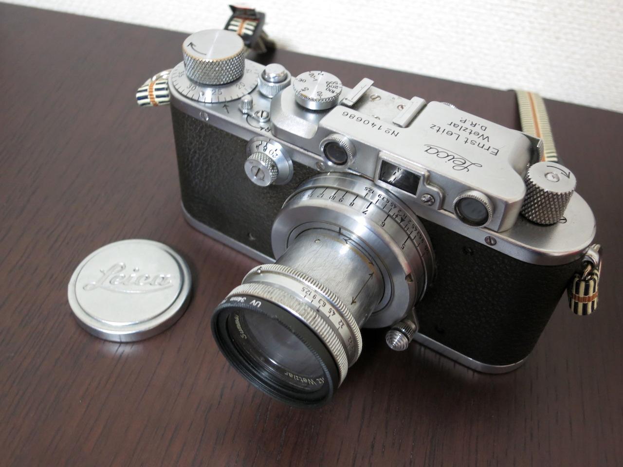 Leica III Barnack