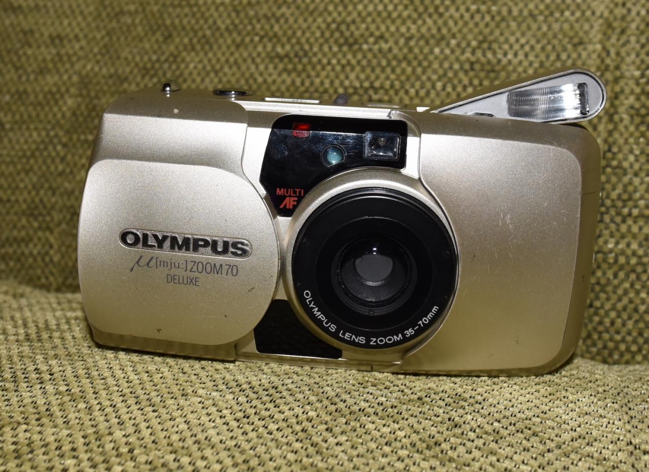 Olympus mju Zoom 70Deluxe