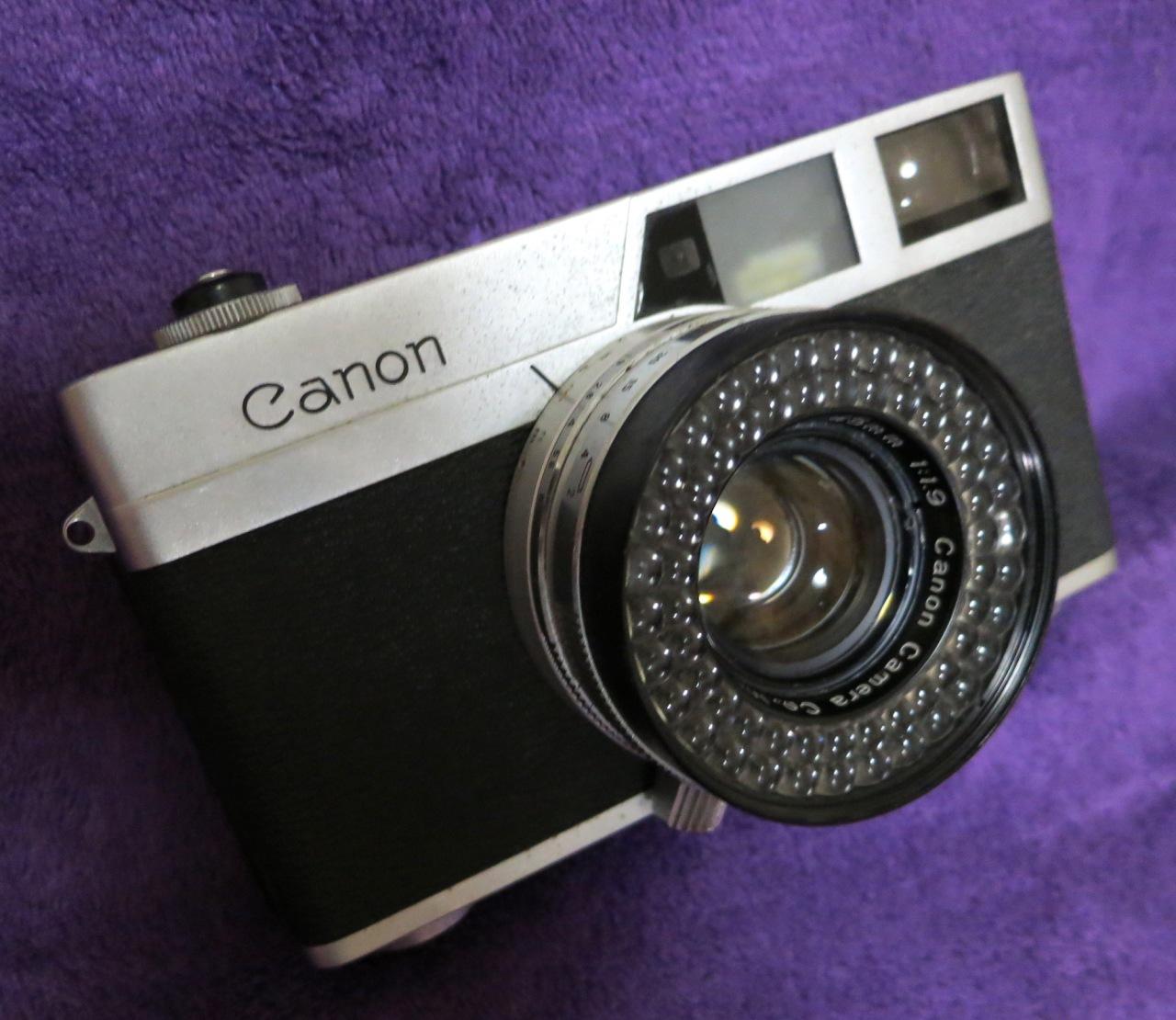 Canonet – TheOriginal