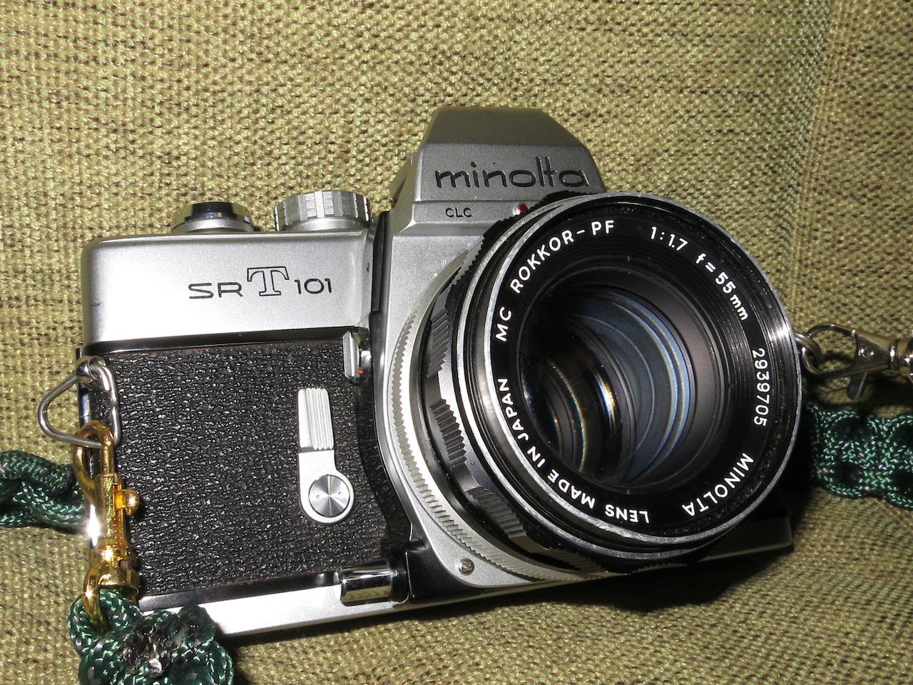Minolta SRT 101