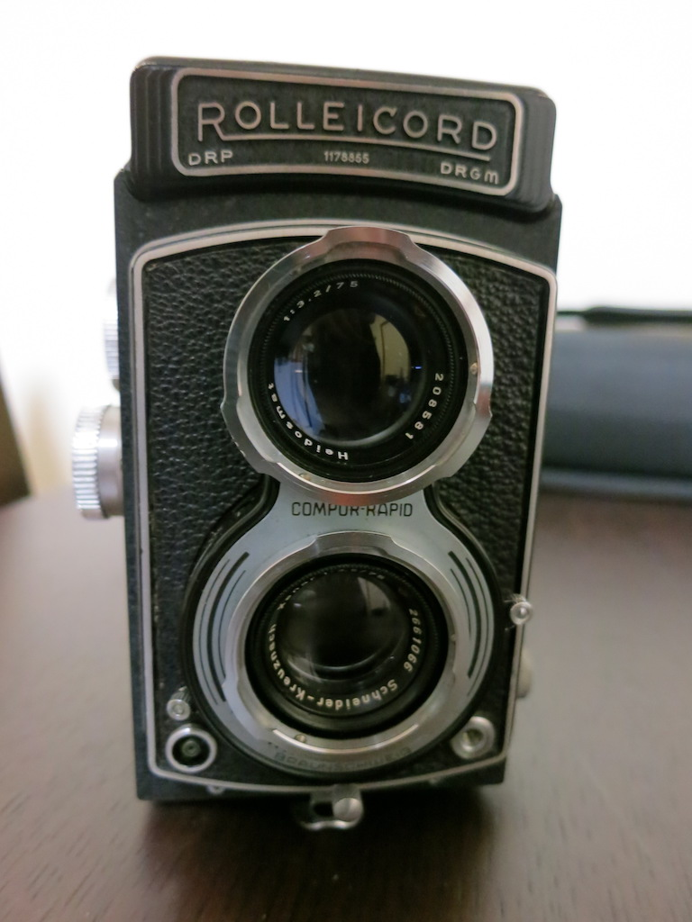 Rolleicord III –K3B