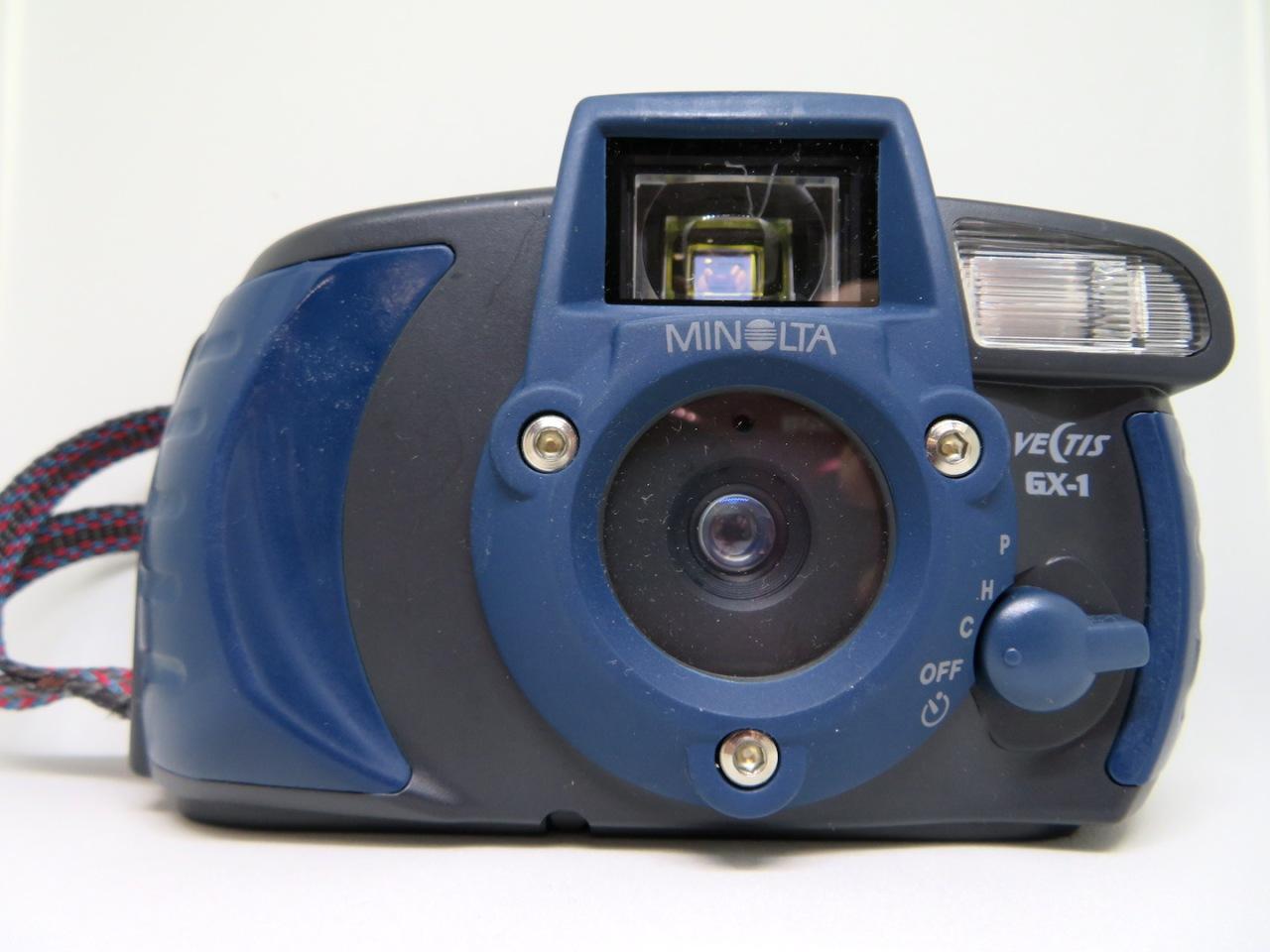 Minolta Vectis GX-1aps