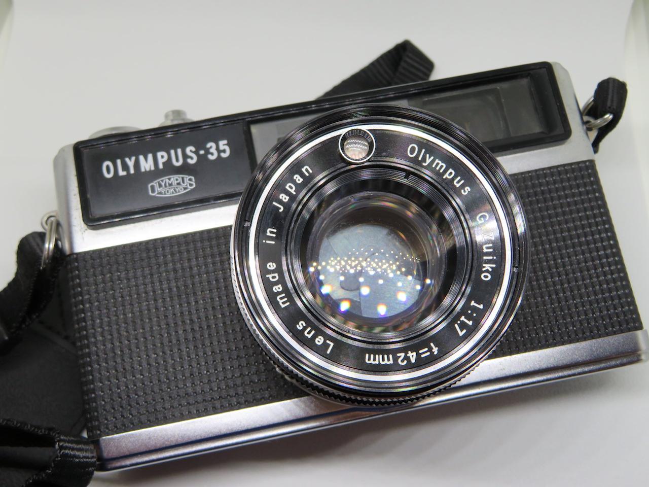 Olympus 35 LC