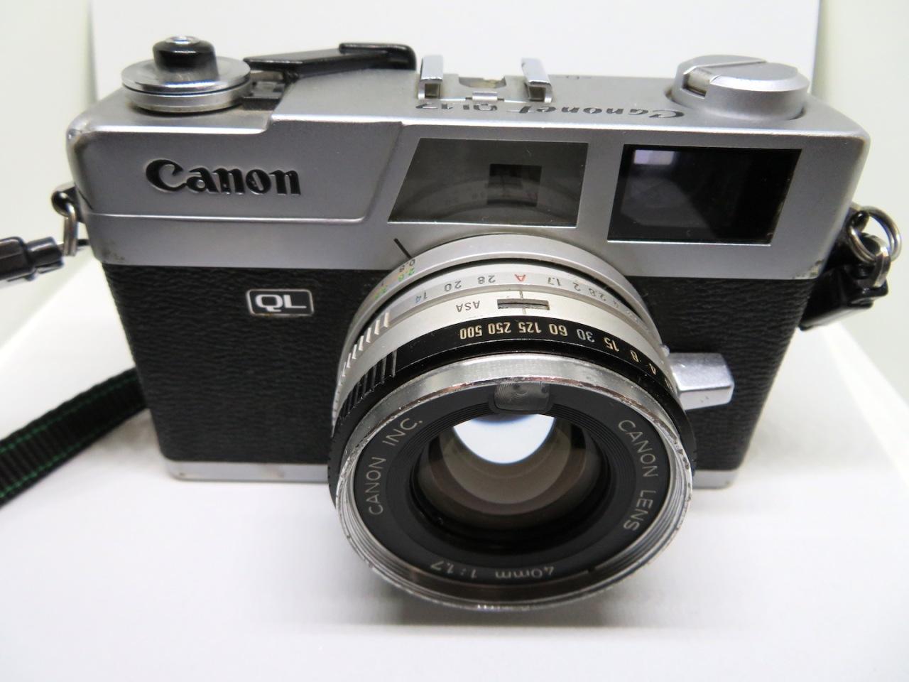 Canonet Q17
