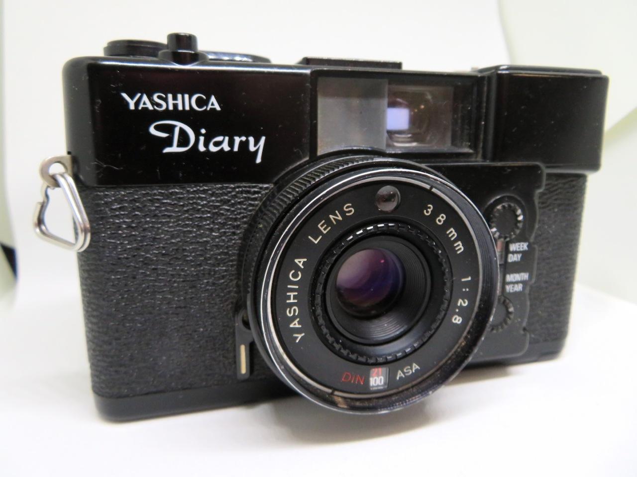 Yashica Diary