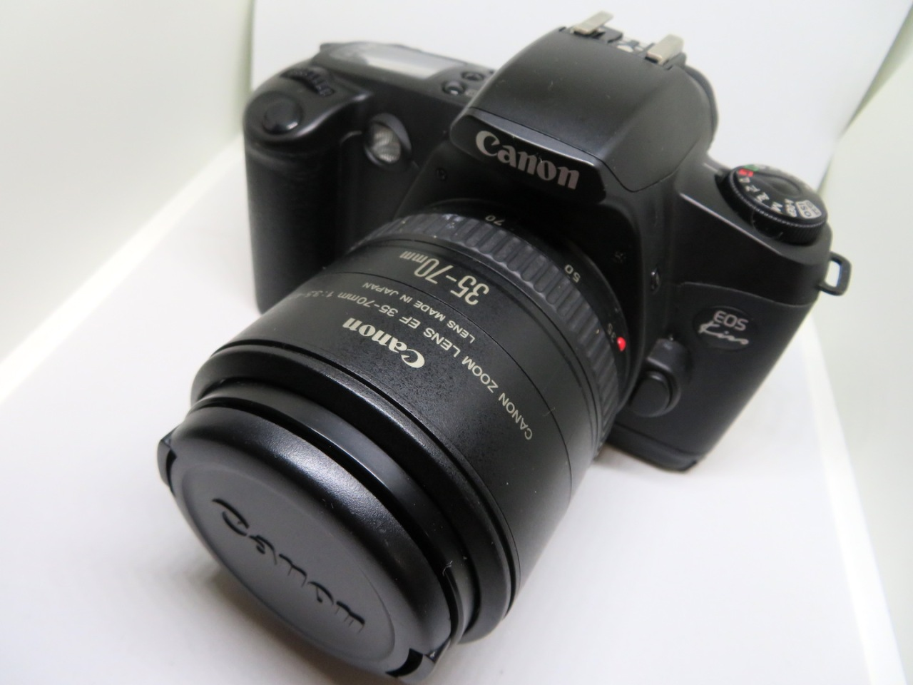 Canon EOS Kiss (or EOS 500 or EOS RebelX/XS)