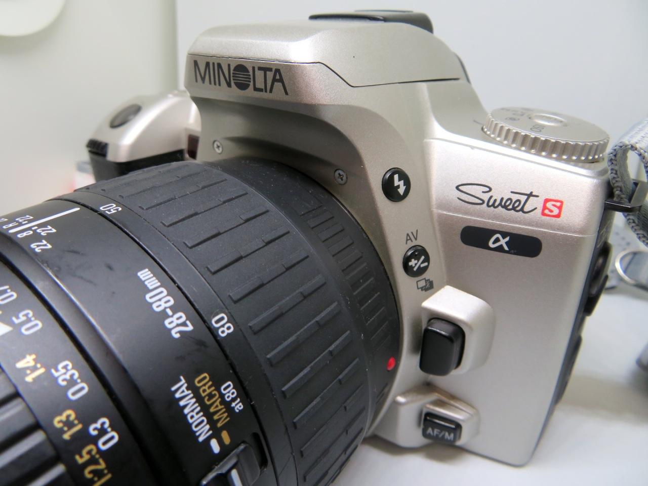 Minolta Alpha Sweet S (Dynax 404si, MaxxumSTsi)