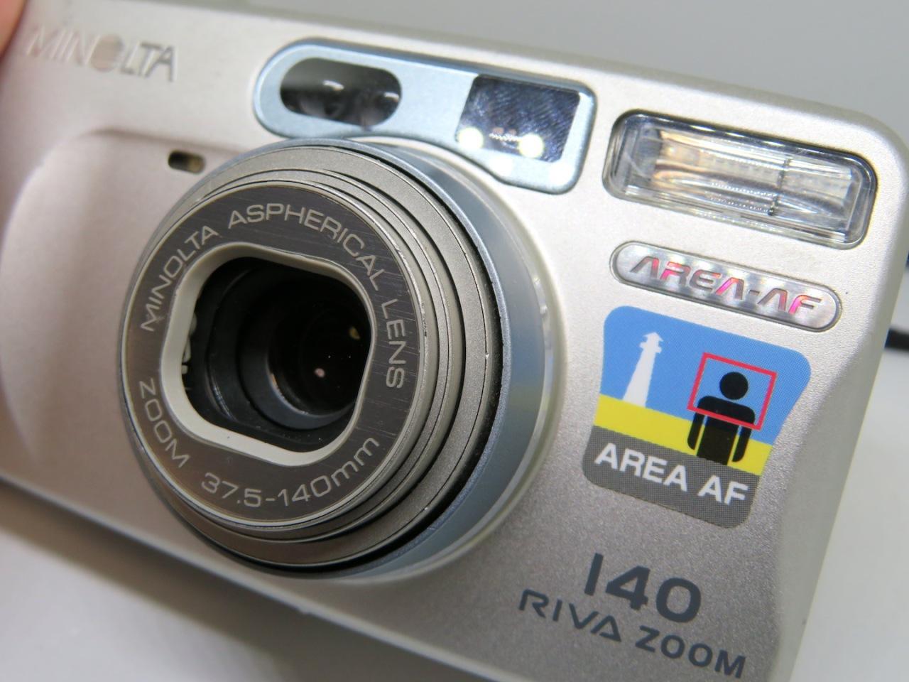 Minolta 140 Riva Zoom (capios140A)