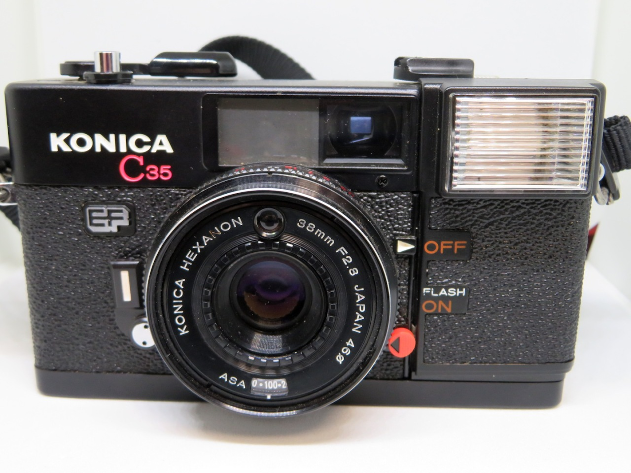 Post Update for Konica C35EF