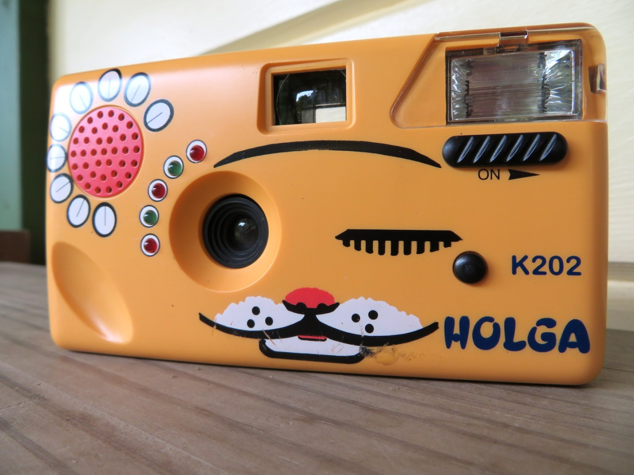 Holga K202