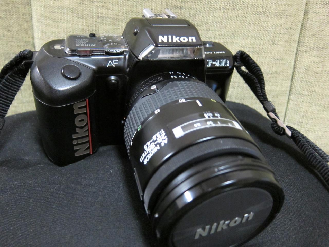 Nikon F-401s (N4004s)