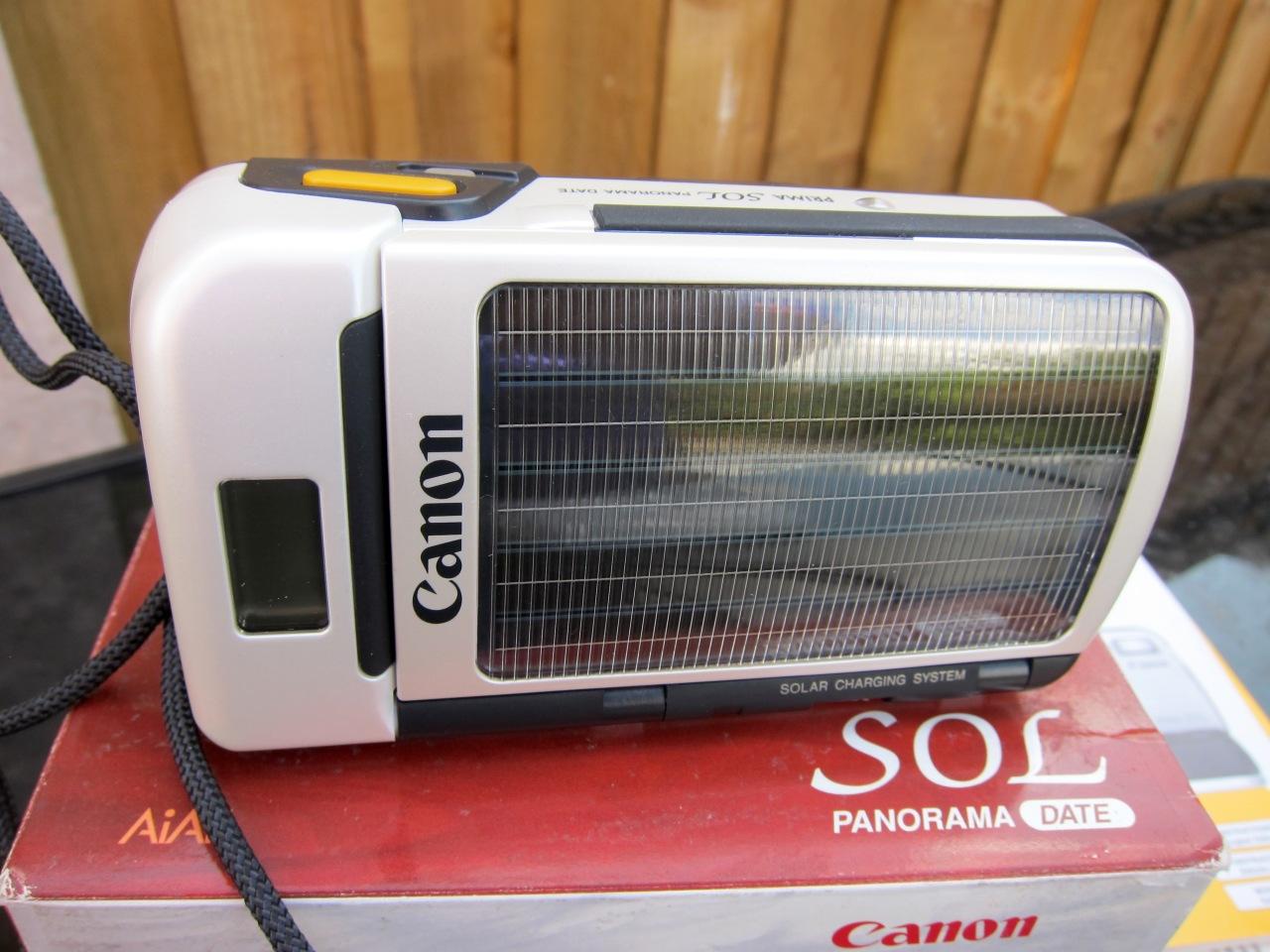 Canon Prima Sol (Sure Shot Del Sol, AutoboySE)