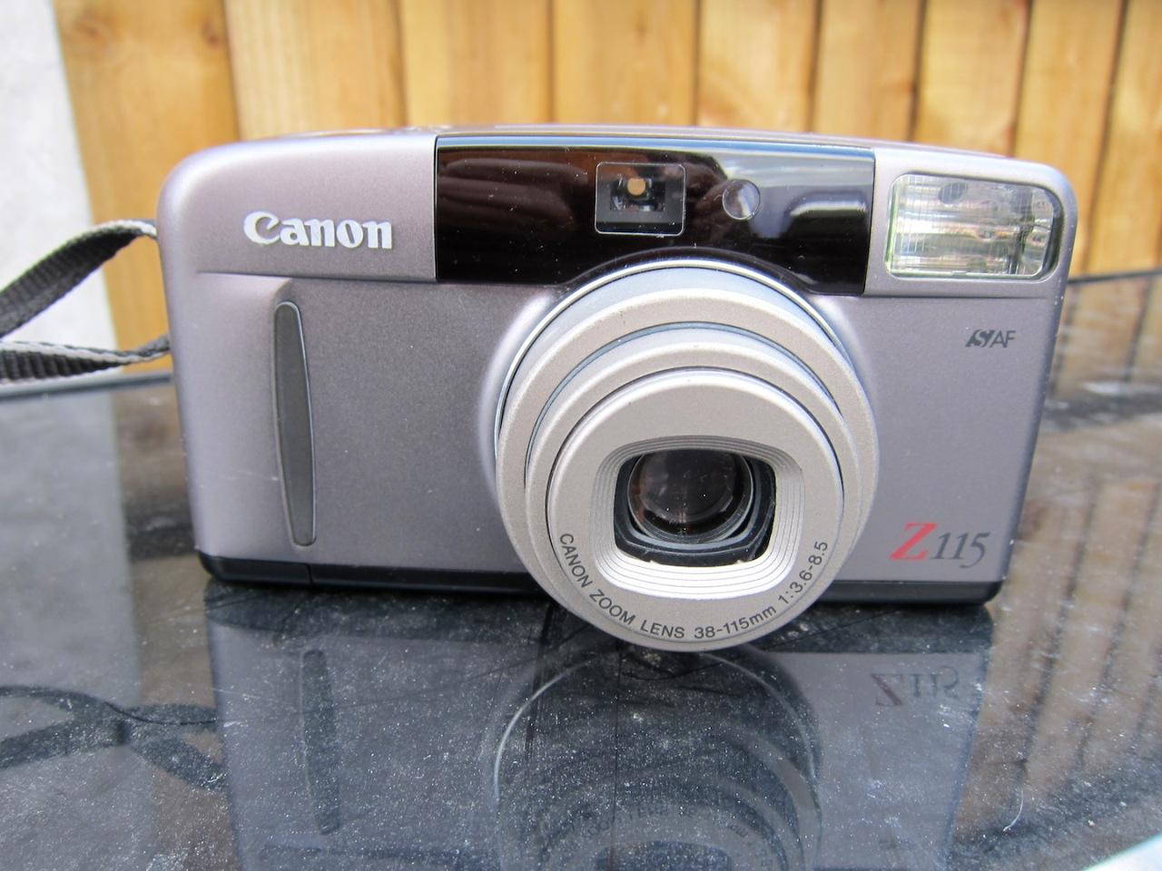Canon Sure Shot Z115 (Autoboy S (super), PRIMA SUPER115)