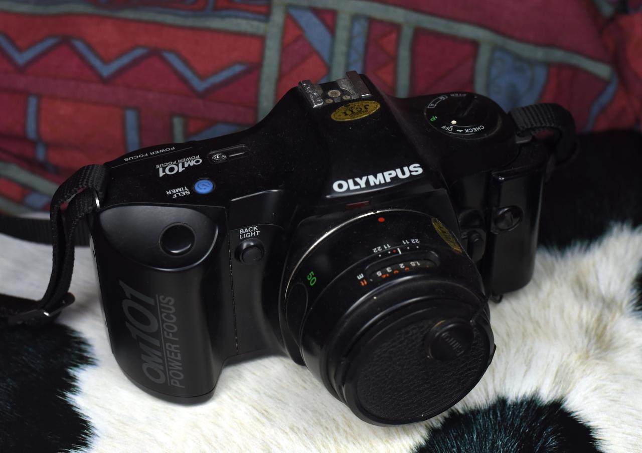 Olympus OM-101 (OM-88)