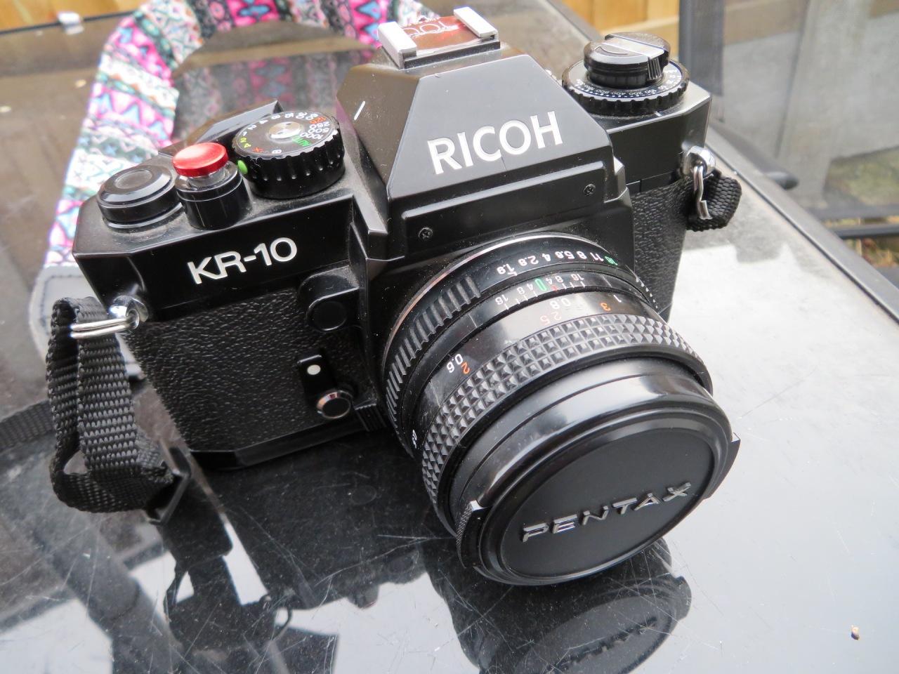 Ricoh KR-10