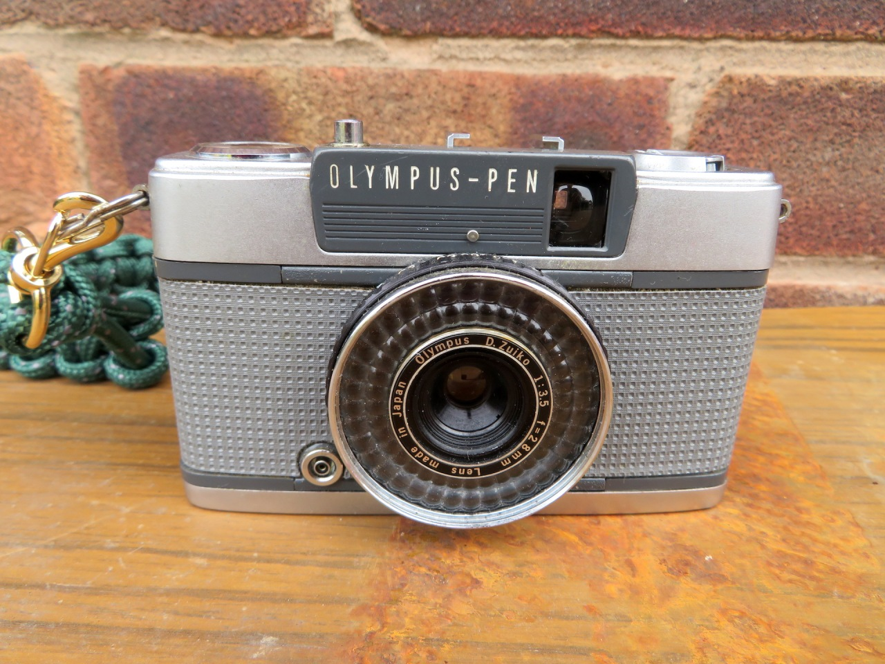 Another Olympus Pen EE2