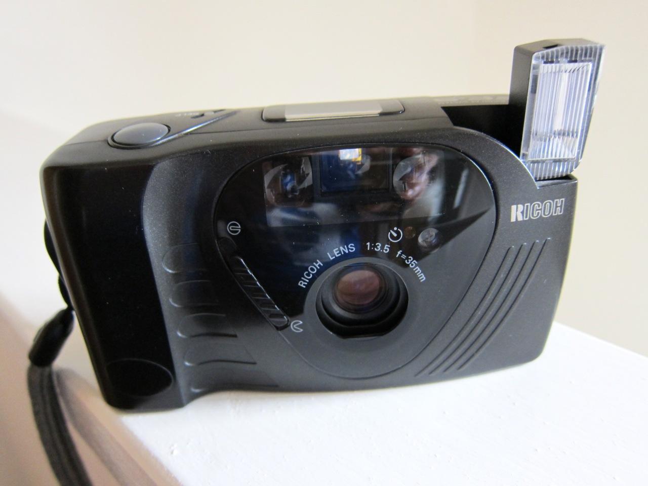 Ricoh FF-9