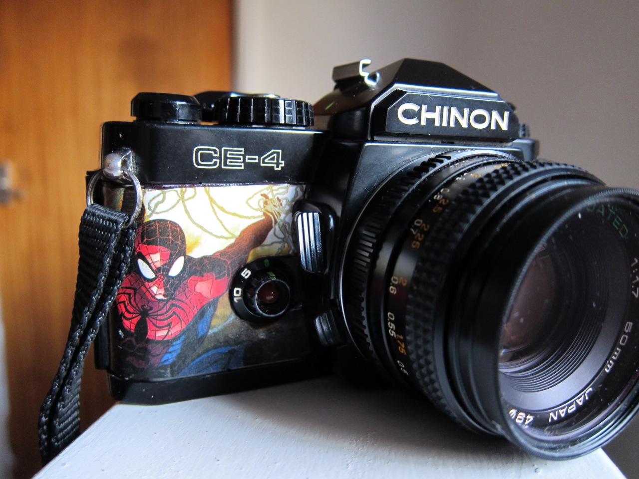 Chinon CE-4