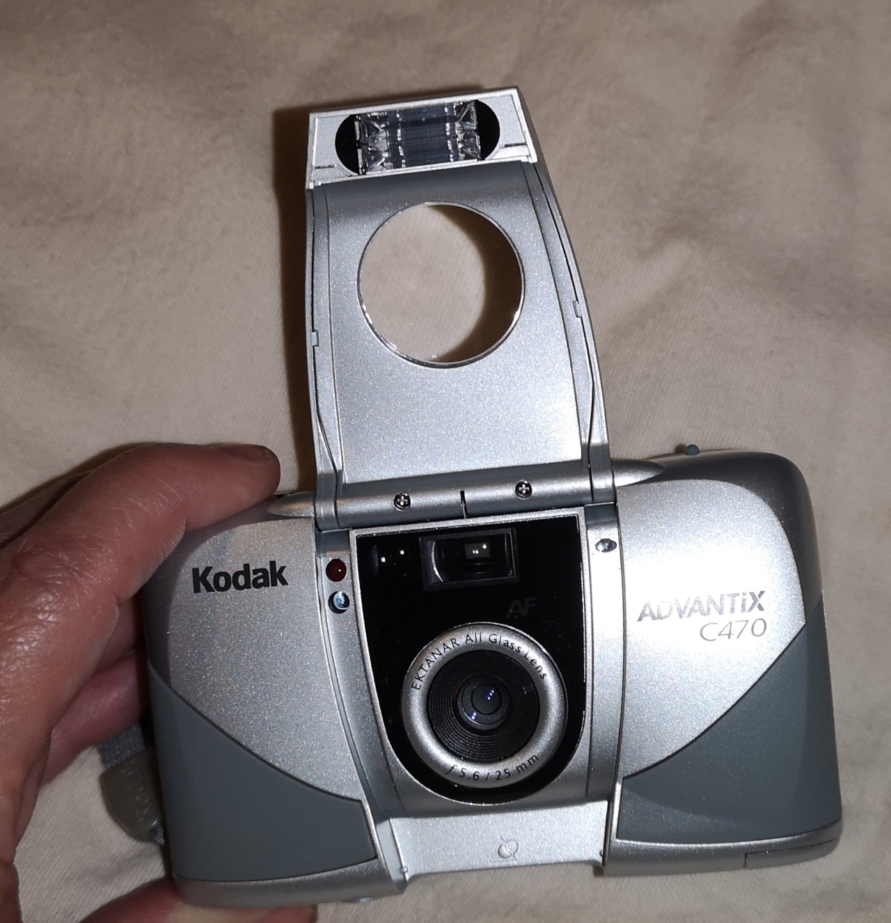 Kodak Advantix C470 (aps)