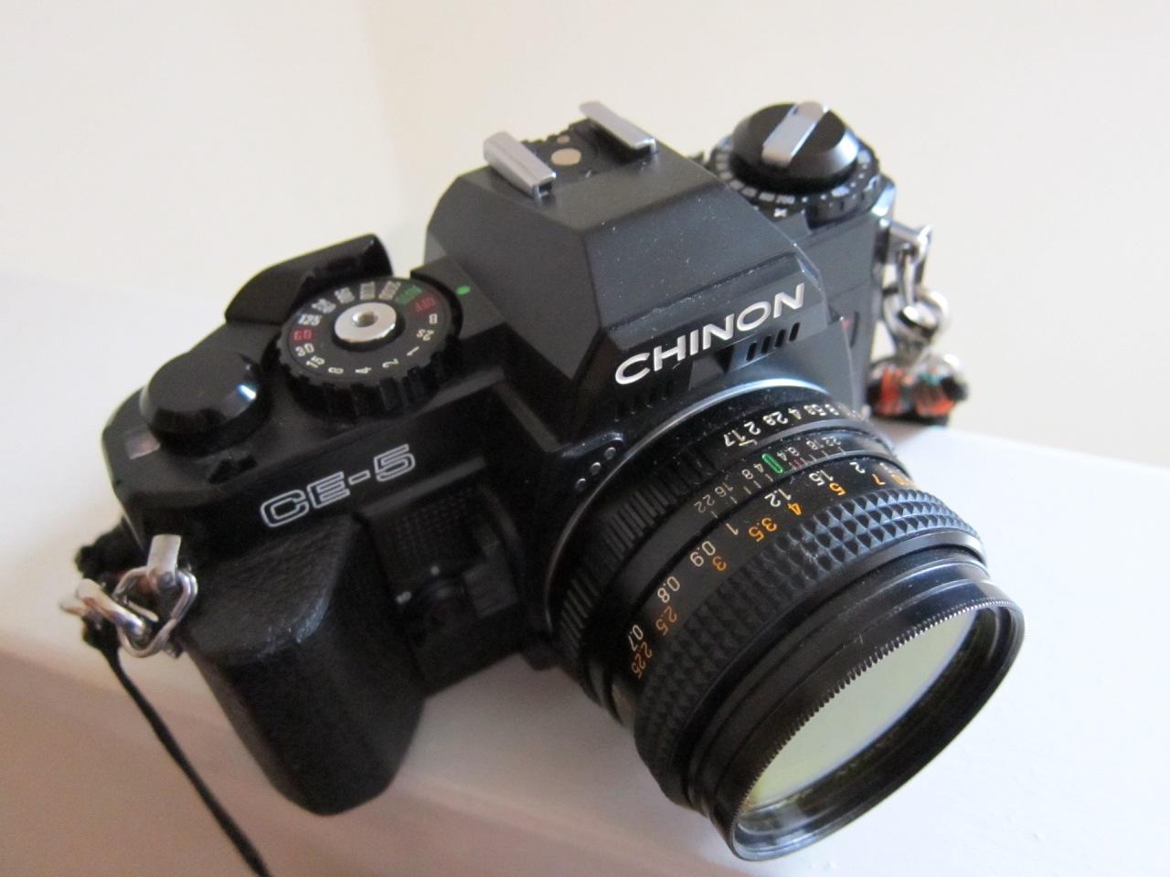 Chinon CE-5