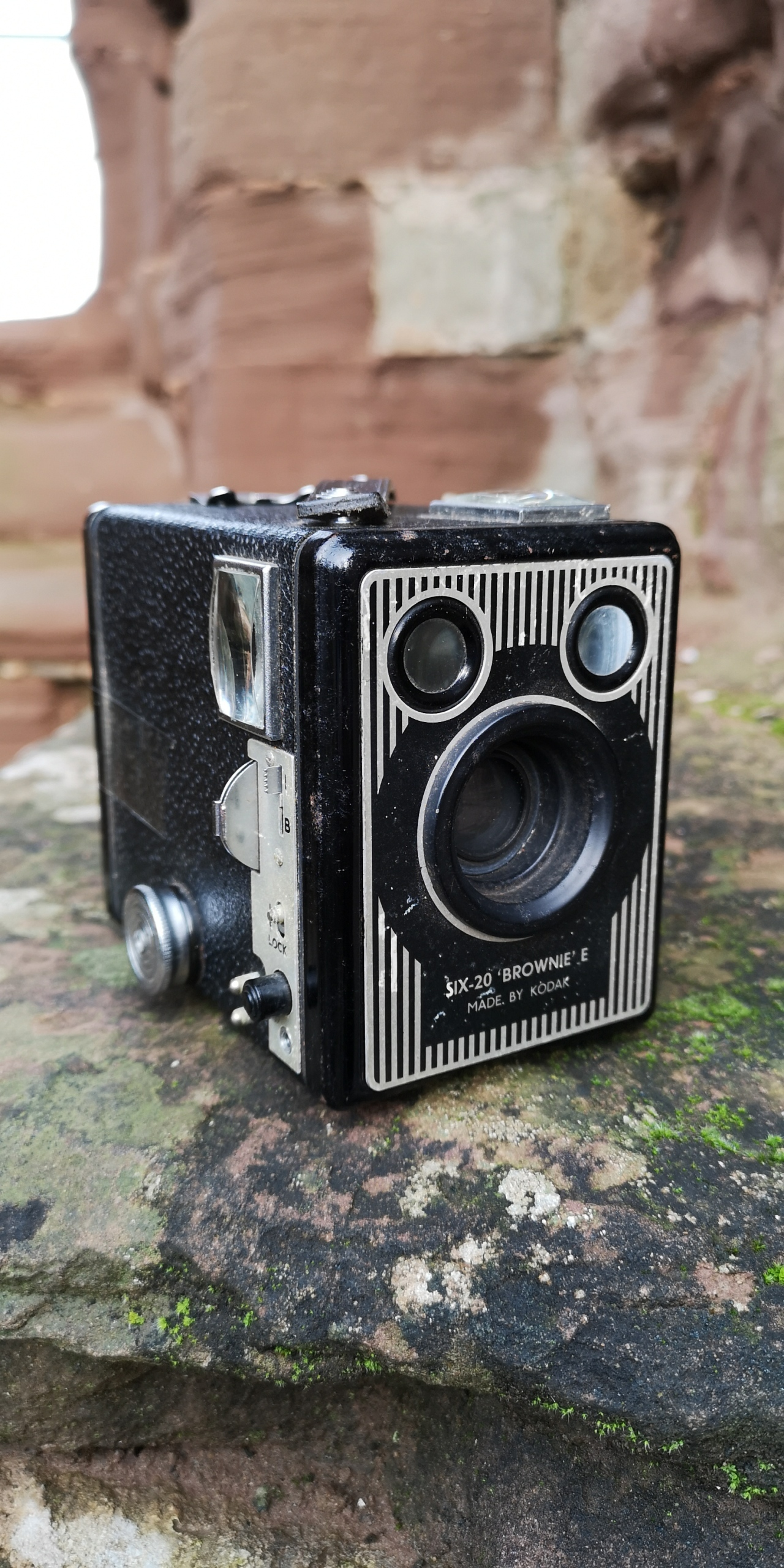 Kodak Six-20 Brownie Model E