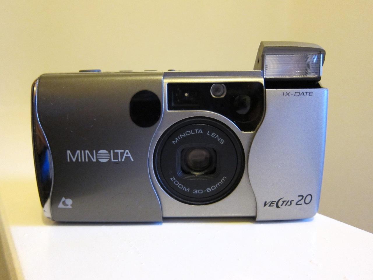 Minolta Vectis 20 –APS