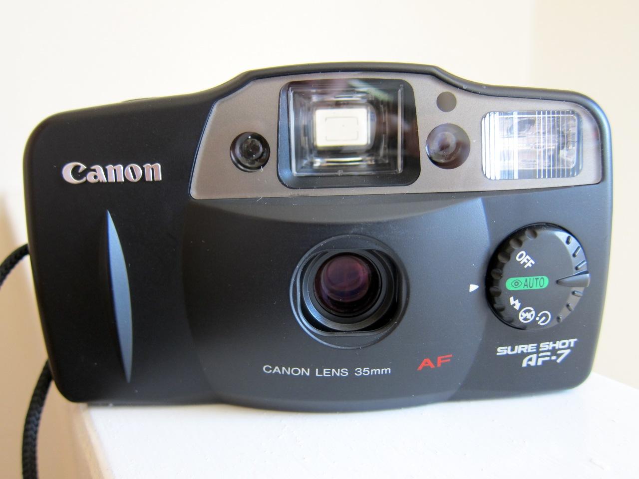 Canon Sure ShotAF-7