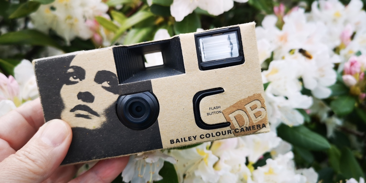 David Bailey Colour Camera