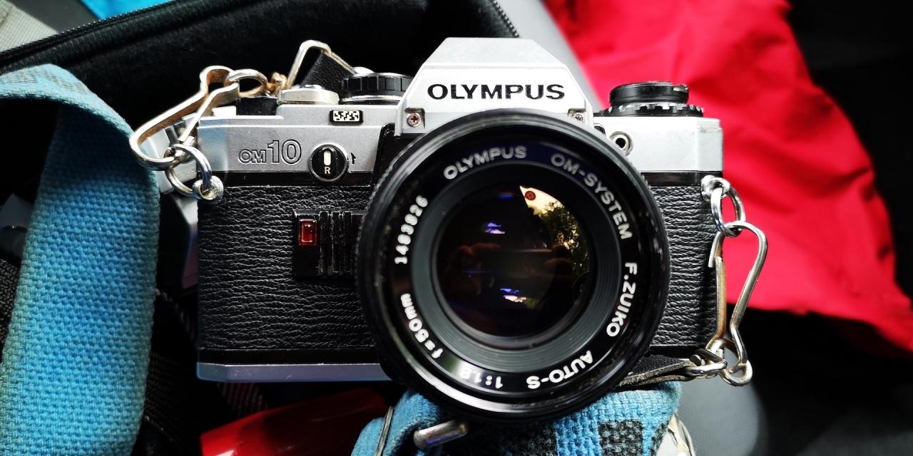 My New OlympusOM10