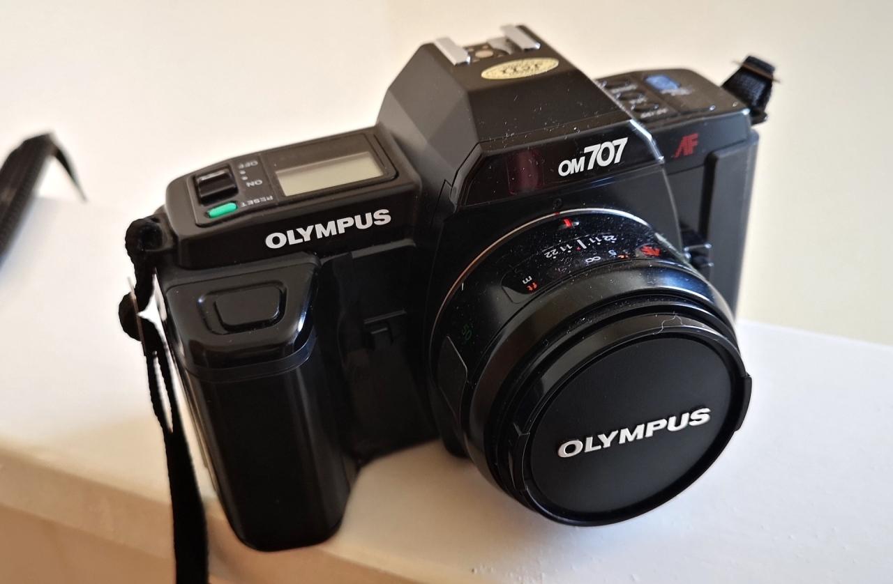 Olympus OM707 (OM-77AF)