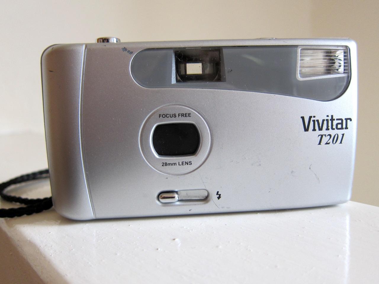Vivitar T201 (KodakKV250)