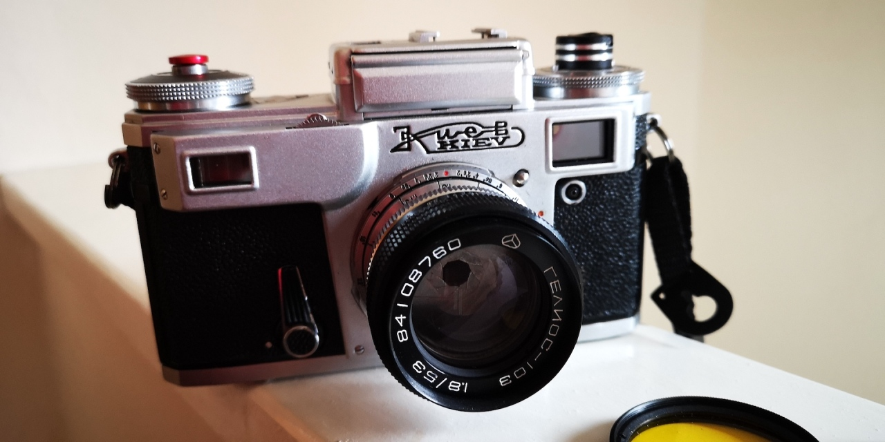 Photo Post: Return to the Kiev 4
