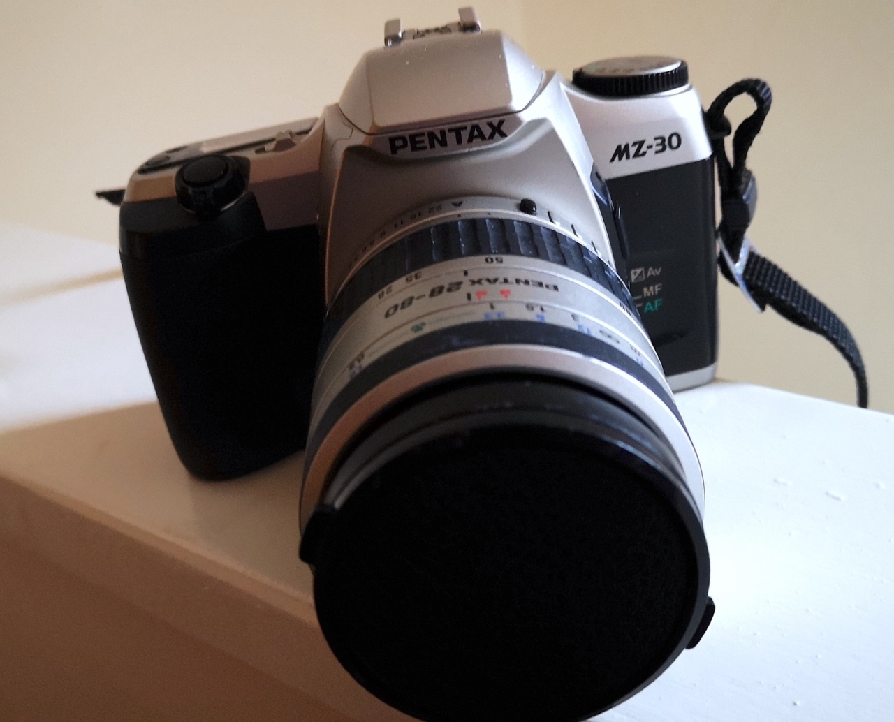 Another Pentax MZ 30 – a camera under a fiver